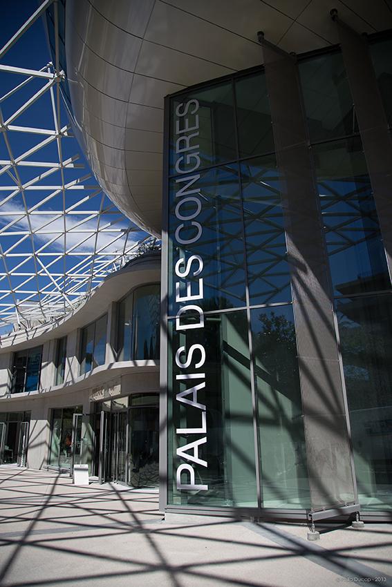Palais des Congrès Antibes-Juan-Les-Pins Entrée