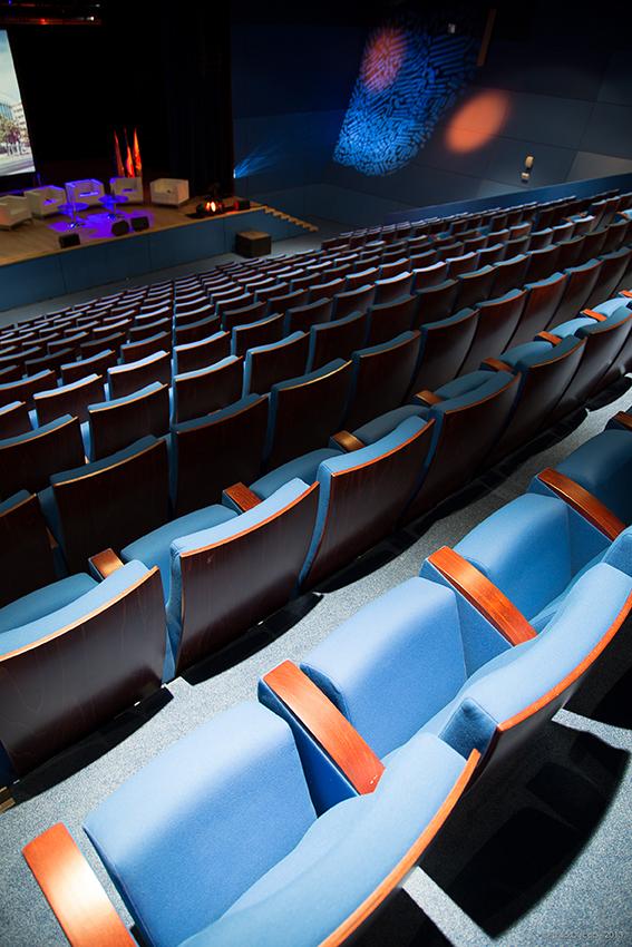 Palais des Congrès Antibes-Juan-Les-Pins Amphithéatre