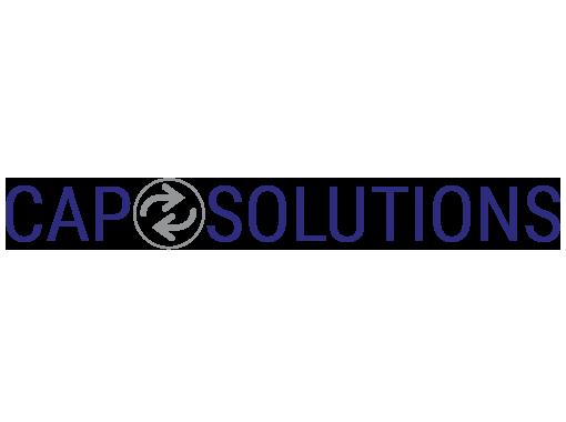 logo CAP SOLUTIONS : Création, Financement, Transmission d'Entreprise