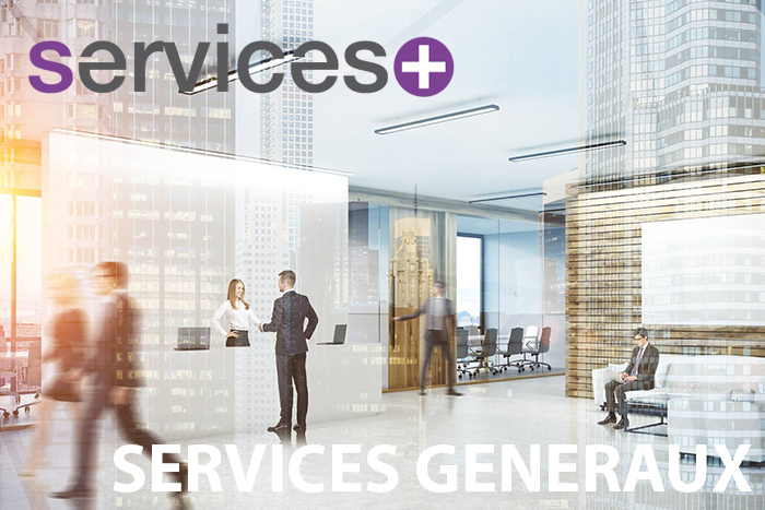 Salon Services Généraux