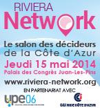 Riviera Network bannière 145x156 pixels