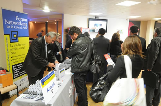Forum Networking Accueil
