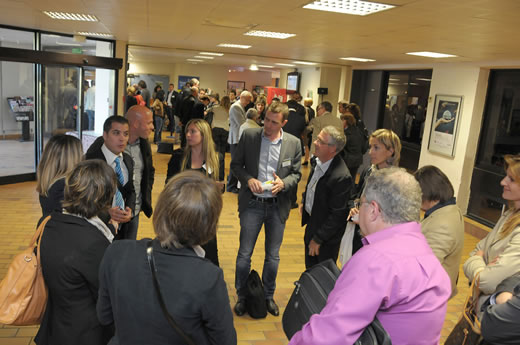 Forum Networking Speed Business Meeting