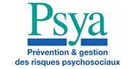 Logo PSYA