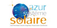 Logo AZUR SYSTÈME SOLAIRE