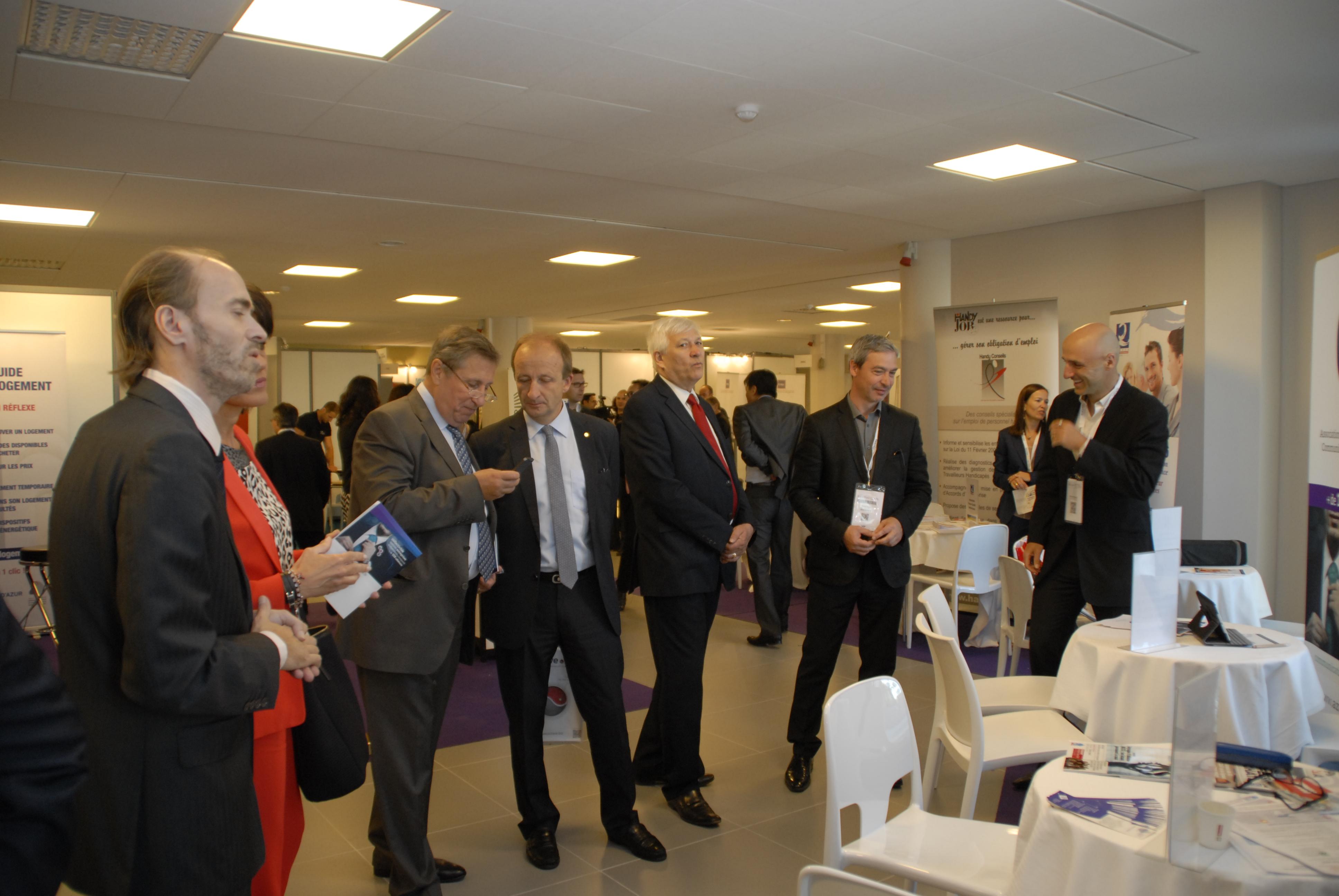 Inauguration du Riviera Network