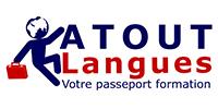 Logo ATOUT LANGUES