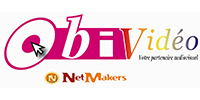 Logo GROUPE NETMAKERS - OBI VIDEO