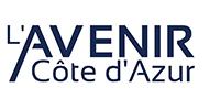 Logo L'AVENIR COTE D'AZUR