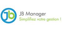 Logo JB MANAGER PAR LOGIVARO