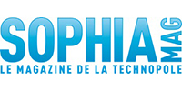 Logo SOPHIA METROPOLE MAG
