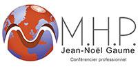Logo MHP Jean-Noël GAUME