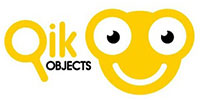 Logo QIK OBJECTS