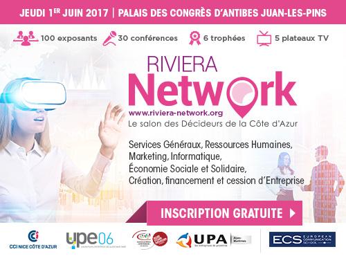 Riviera Network bannière 500x370 pixels