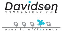 Logo DAVISON COMMUNICATION