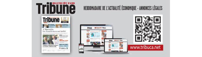 La Tribune Bulletin Côte d'Azur