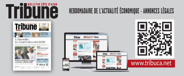 Vers le site Internet Tribune Bulletin Côte d'Azur