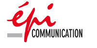 Logo EPI COMMUNICATION