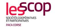 Logo LES SCOP PACA